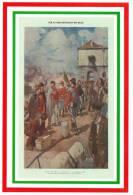 [DC1472] CARTOLINEA - 150 ANNI DELL´UNITA´ D´ITALIA - SBARCO DEI MILLE A MARSALA 11 MAGGIO 1860 - Evénements