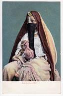 AFRICA EGYPT BUST WOMAN FELLAH MAX H. RUDMANN Nr. 259 OLD POSTCARD - Other