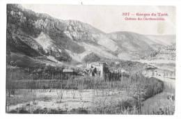 GORGES Du TARN - Château Des Charbonnières - Autres Communes