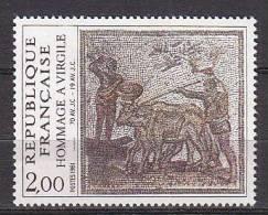M3657 - FRANCE Yv N°2174 ** Hommage à Virgile - Unused Stamps
