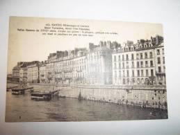 2lab - CPA  N°117 - NANTES Pittoresque Et Curieux - Quai De Turenne, Dans L´île Feydeau - [44] Loire Atlantique - Nantes