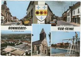 1 CPSM Bonnières Sur Seine - Bonnieres Sur Seine