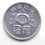@Y@  Korea 1 1977   UNC  ( C119 ) - Corée Du Sud
