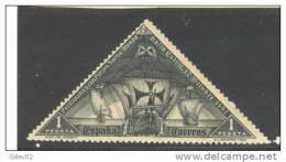 ES543-LA202TO.BARCOS DE COLON Spain.Espagne.DESCUBRIMIENTO DE AMERICA 1930  (Ed 543**) Sin Charnela. - Otros