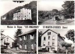 """St-Martin-d'Hères - Maison De Repos """"les Anguisses"""", Multivues - France"""