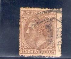 ESPAGNE 1879 O - 1875-1882 Kingdom: Alphonse XII