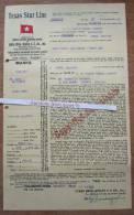 Texas Star Line, United States Shipping Board 1927 - Etats-Unis