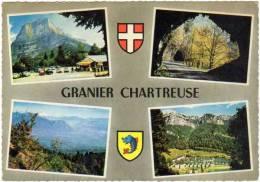 Granier Chartreuse, Multivues - France
