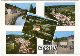 Cessieu, Multivues - France