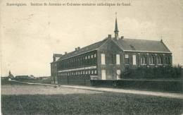 Russeignies /  Rozenaken - Institut St-Antoine Et Colonies Scolaires De Gand -1912 ( Voir Verso  ) - Kluisbergen