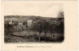Le Rivier D'Apprieu - Tissage J. Valette - France