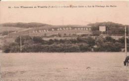 ENTRE WIMEREUX ET WIMILLE (P DE C) 16 GLOIRE A JESUS CHRIST  LIEU DE PELERINAGE DES MARINS 1939 - Unclassified