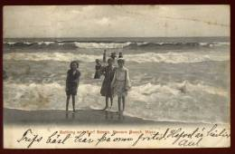 Cpa Etats Unis  Bathing And Surf Scene , Revere Beach    Boston   HB13 - Boston