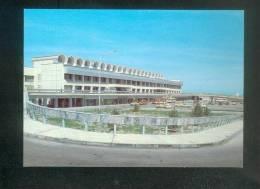 CPSM -  Kirghizistan - FRUNZE ( Bichkek) - Manas Airport ( Aéroport Aviation Soviet Airlines) - Kirghizistan