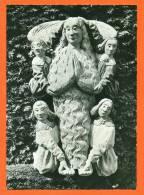 """Dpt  88  Remiremont   """"  Eglise - Le Ravissement De Ste Madeleine  """" Cpsm Gf - Remiremont"""