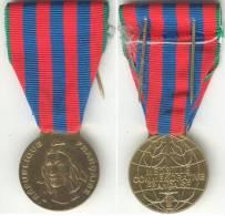 Médaille Commémorative Française - France