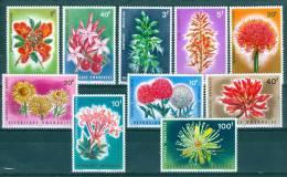 Rwanda 1966 Orchids, Flowers MNH** - Lot. 1571 - Ruanda-Urundi