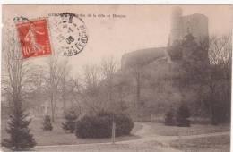 27 - Gisor - Jardin De La Ville Et Donjon - Gisors