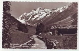 Saumweg Nach Fafleralp - VS Valais