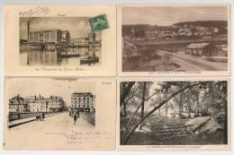 Lot De 21 CPA - ESSONNE - Palaiseau, Corbeil, Bretigny, Bures, Etampes... - 5 - 99 Postales