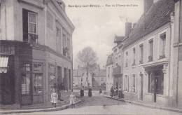 CPA - 41 - SAVIGNY Sur BRAYE - Rue Du Champ De Foire - France