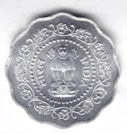 @Y@   India   10  Paise 1980  UNC    (C104) - India