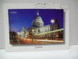 "St. Pauls ""London"" (Gran Bretagna) - St. Paul's Cathedral"