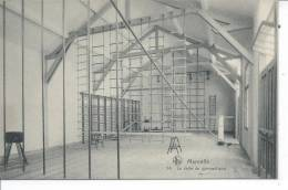 BELGIQUE - MARNEFFE - La Salle De Gymnastique - Belgique