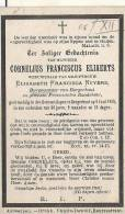 ( 32 ) ° + BORGERHOUT 1880 CORNELIUS FR.ELIAERTS BURGEMEESTER VAN BORGERHOUT - Images Religieuses