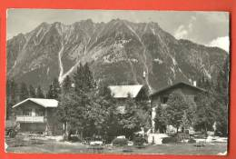 C0921 Chalet-Restaurant Du Val D'Arpetta Sur Champex,Lovey Propr. Cachet Champex 1956. Gyger 18642 - VS Valais