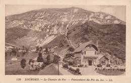 Lourdes - Chemin De Fer - Funiculaire Du Pic Du Jer - N° 139 - - Funiculares
