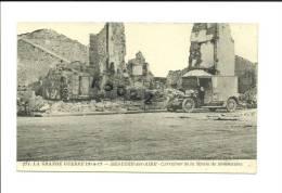 CPA 55 Beauzée Sur Aire - Carrefour De La Route De Sommaisne - La Grande Guerre 1914-17 N° 751 - France