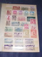 Syrien Syrian Syria Syrienne Small Collection Old Modern Kleine Sammlung Bedarf Gestempelt 0 Used 51 Marken Stamps - Syrie