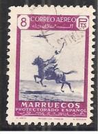 Marruecos Español - Edifil 304 (usado) (o) - Marruecos Español