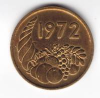 @Y@   Algerije 20 1972   UNC   (C45) - Algérie