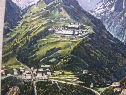 CH   Territet -Caux -Glion  Rochers De Naye      D89715 - Suisse