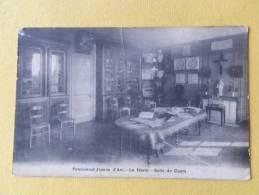 Dep 76 , Cpa  LE HAVRE  , Pensionnat Jeanne D'Arc , Salle De Cours (40) - Le Havre