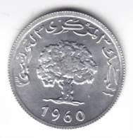 @Y@    Tunesië  2 1960      (C75) - Tunisie