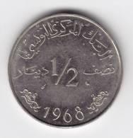 @Y@    Tunesië  1/2   1968      (C34) - Tunisie