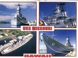(404) USS Missouri - Warships