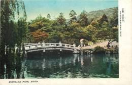 JAPON KYOTO MARUYAMA PARK - Kyoto