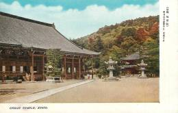 JAPON KYOTO CHIOIN TEMPLE - Kyoto