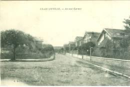 FRANCONVLLE - Avenue Carnot - Franconville