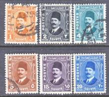 Egypt  191+  (o)  1936 ISSUE - Egypt