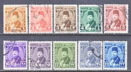 Egypt  242+  (o)  1944-50  Issue - Egypt