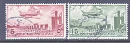 Egypt  C 65-6   (o) - Airmail