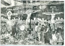 Serbia, Belgrade, Beograd, Église Saint-George Le Village Vieux Nagoricane Kumanovo, Unused Postcard [13342] - Serbia