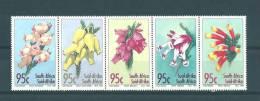 Afrique Du Sud:  861/ 865 **  Fleurs - Végétaux