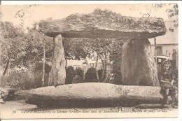 SAINT NAZAIRE  DOLMEN TRILITTRE  LL 29 - Dolmen & Menhirs