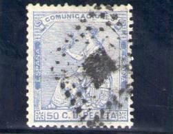 ESPANA 1873 O - Used Stamps